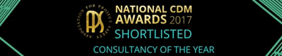 National CDM Awards Consultancy of the year
