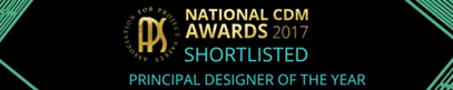 National CDM Awards Principal Designer of the year