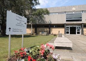 Barnstaple Magistrates Court