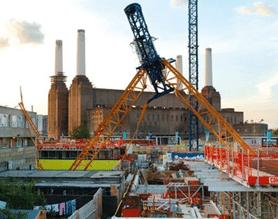 Battersea Crane Collapse