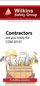 CDM for contractors