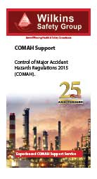 COMAH support