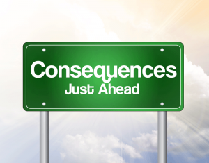 Consequences-ahead