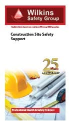 Construction Site Safety Support