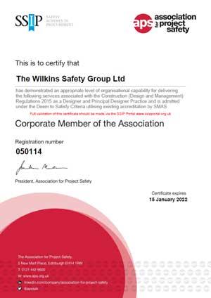 Corporate members of APS