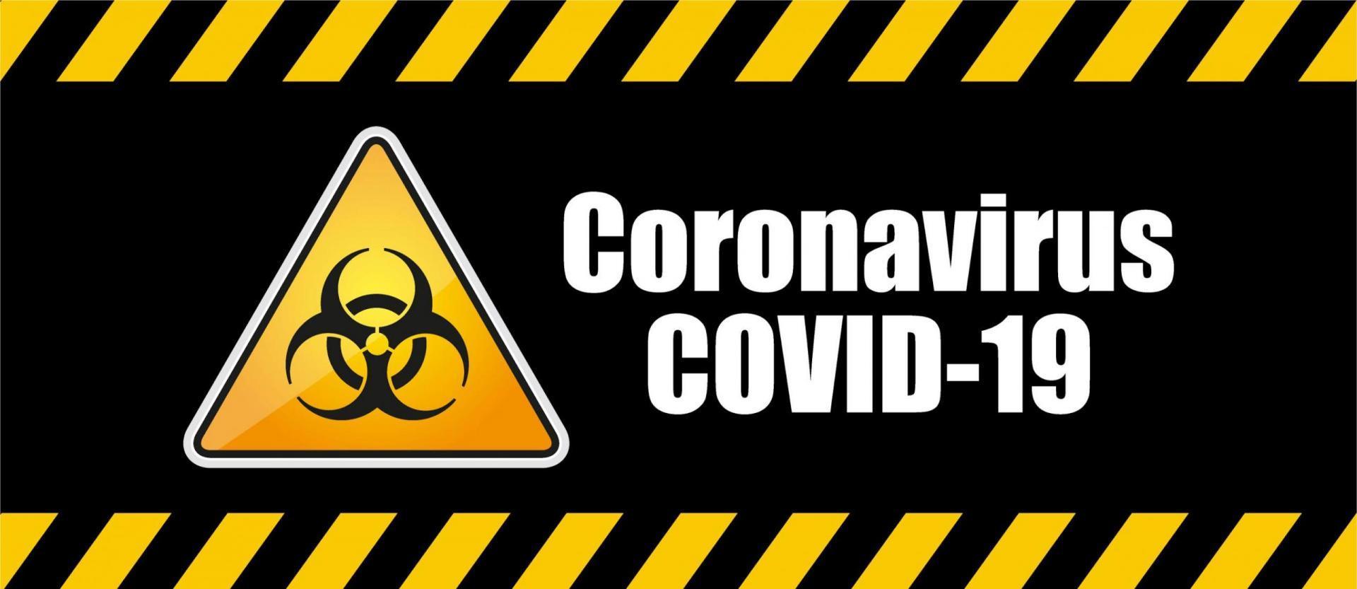 Covid 19 black