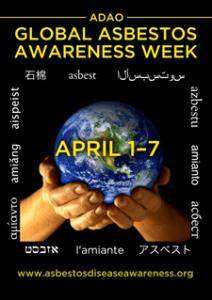 Global asbestos week