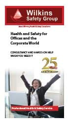 Health and Safety for Offices and the Corporate World
