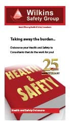 Health and safety outsourcing
