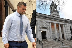 Kristian Griffiths at Cardiff Crown Court