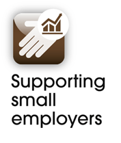 Supporting small employers