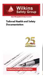 Tailored Health and Safety Documentation