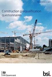 construction quesionnaires leaflet