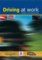 driving at work