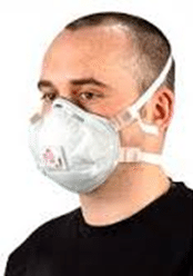 Face mask for face fit testing