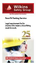 Facefit testing service