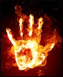 Flame Hand