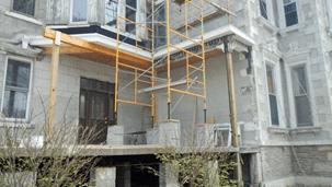 unsafe scaffolding
