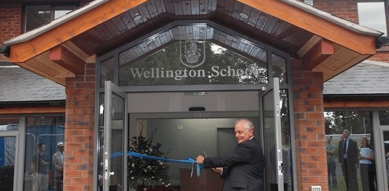 wellingon school